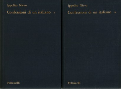 Confessions of an Italian (2 Volumes)