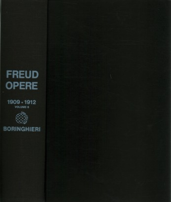 Works of Sigmund Freud Volume 6 Works of 1909-1912 clinical Cases and other written
