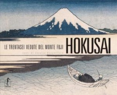 Hokusai. The thirty-six views of mount Fuji