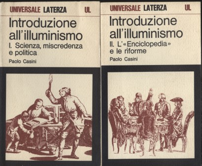 Introduzione all'illuminismo: da Newton a Rosseau (2 volumi)