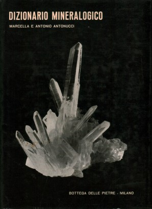 Dictionary of mineralogy