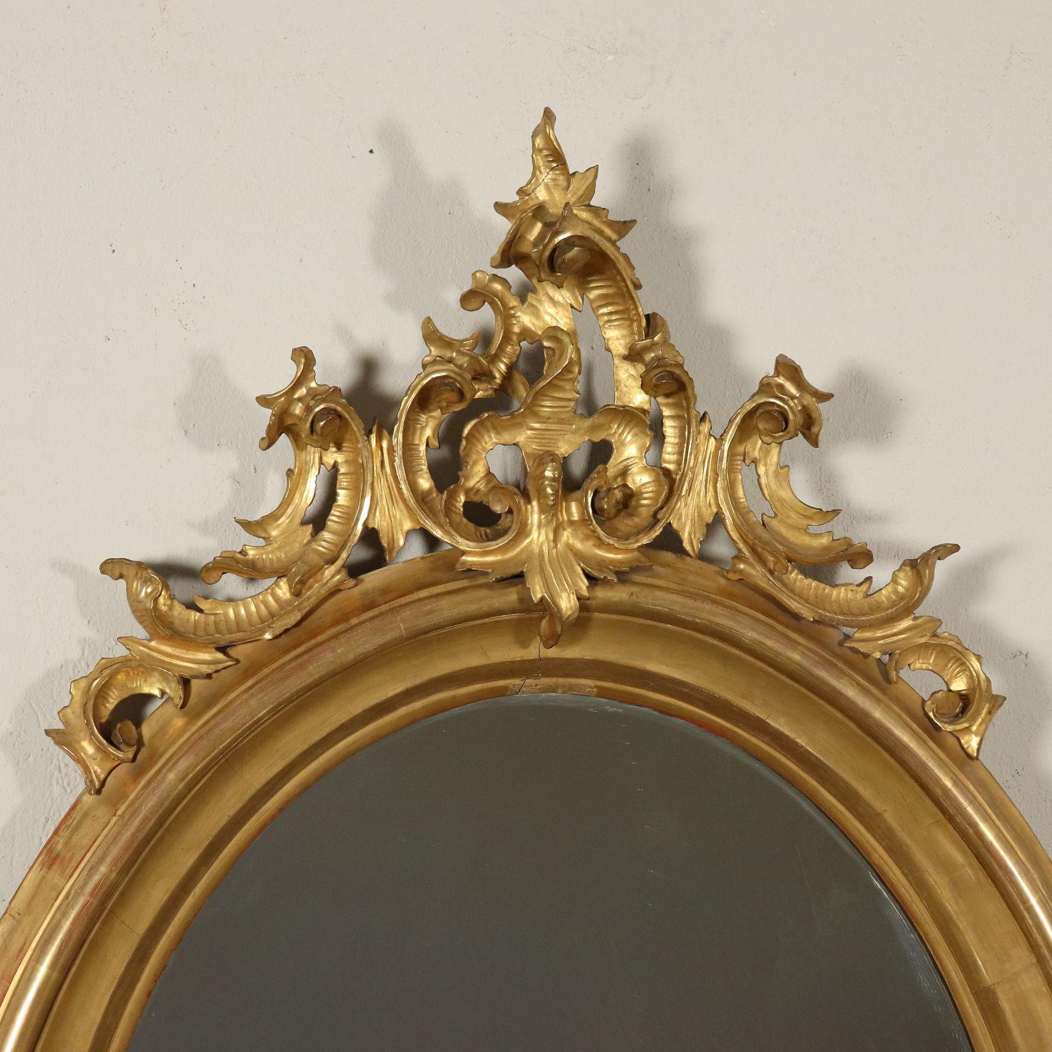 Antico specchio datazione