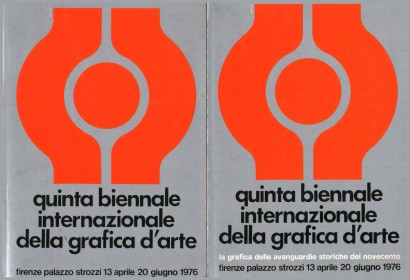The fifth international biennial of graphic art (2 volumes)