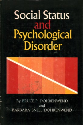 Social Status and Psychological Disorder