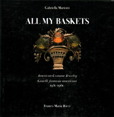 All my basketball American Costume Jewelry/ Schmuck fantasie-amerikaner 1930-1960
