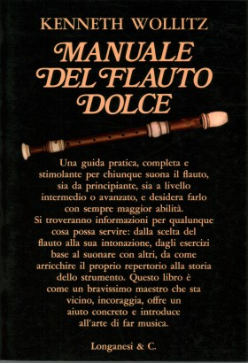 Manuale del flauto dolce