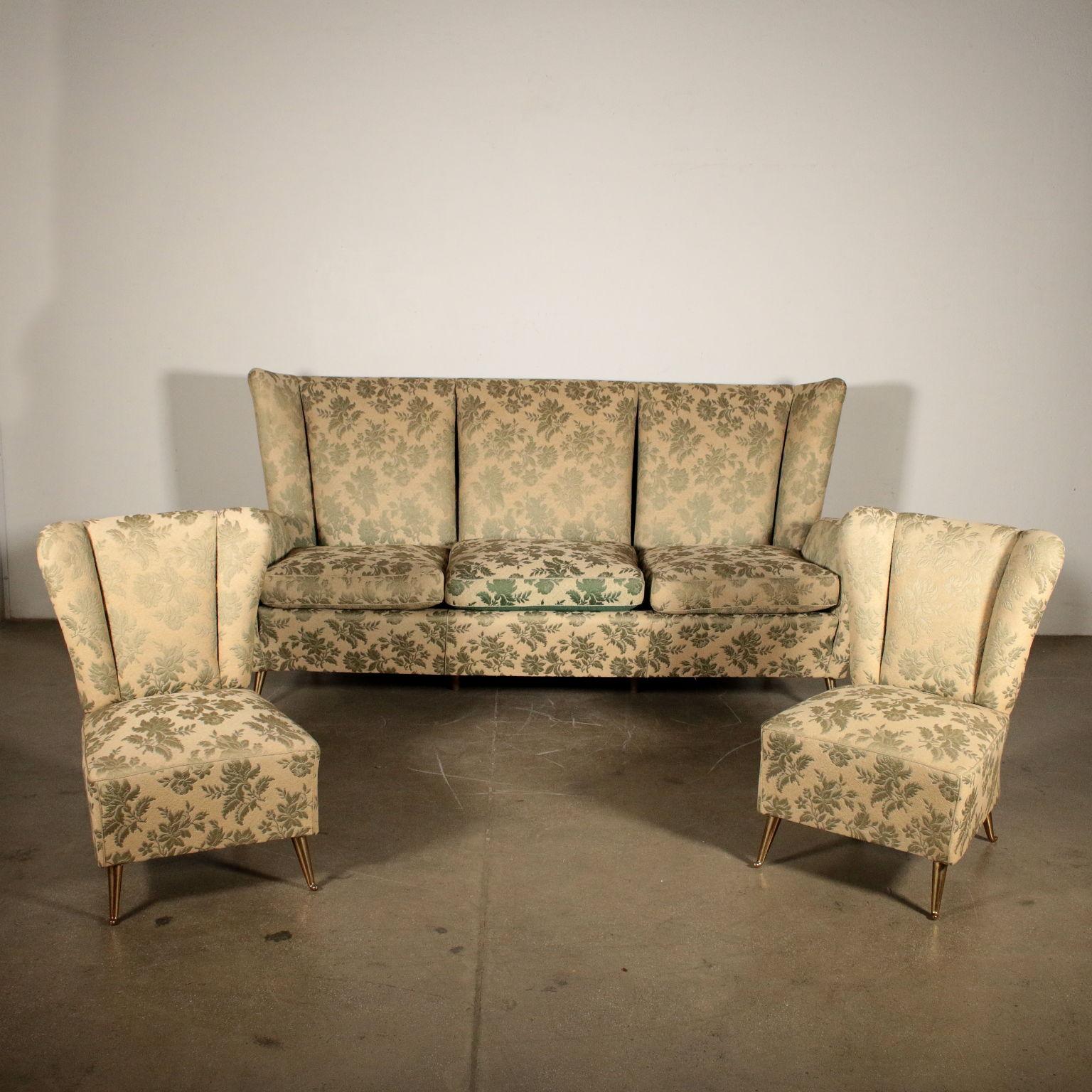 Cuscini Per Divani Ai Ferri divano nello stile di paolo buffa