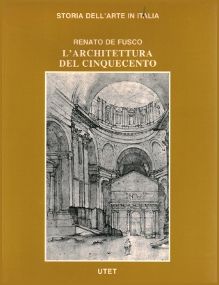 The architecture of the sixteenth century