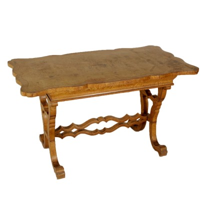Inlaid Biedermeier Writing Desk Austria 19th Century
