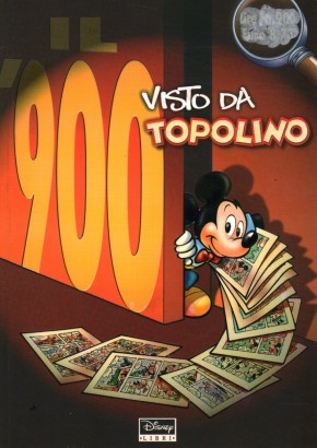 '900, como visto a partir do Mickey mouse