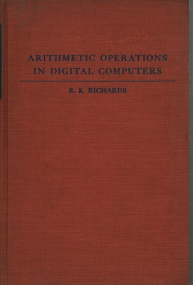 Arithmetic operations in digital computers