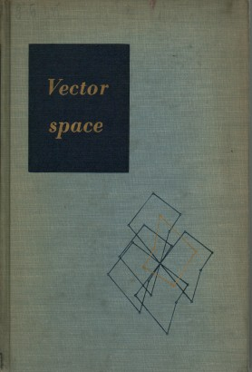 Vector space and its application in crystal-structure investigation