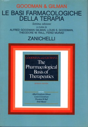 The basics of pharmacological therapy