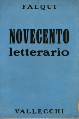 Twentieth-century literary. Second series