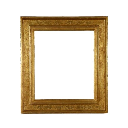Revival Gilded Frame Italy 20th Century