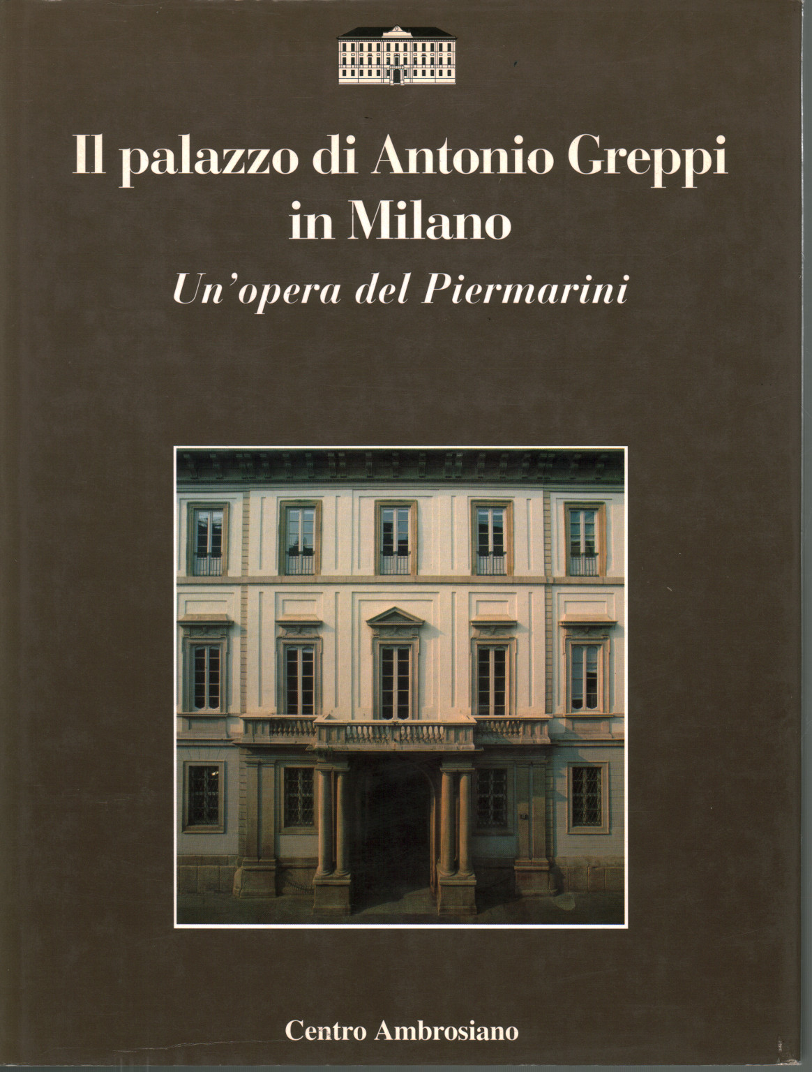 The palace of Antonio Greppi in Milan, s.a.