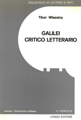 Galilei literary critic
