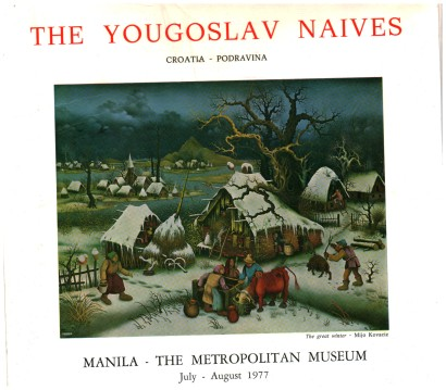 The Yougoslav Naives