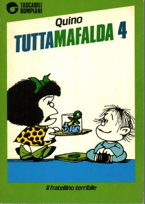 The Whole Of Mafalda 4. The brother terrible