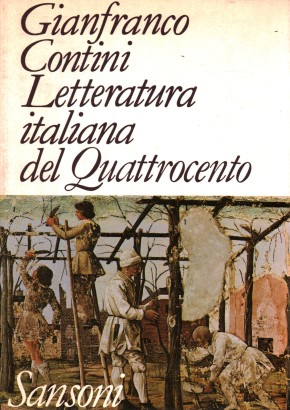 Italian literature of the Fifteenth century