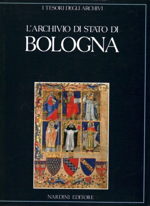 The state archive of Bologna