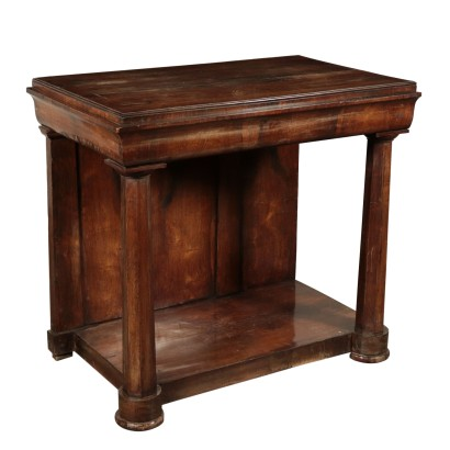 Console Table Rosewood Italy 19th Century