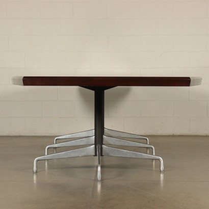Large Table for Herman Miller Vintage Italy 1970s-1980s