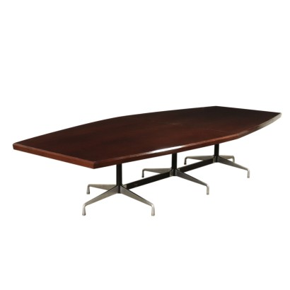 Grand Table Charles & Ray Eames Herman Miller Années 70-80