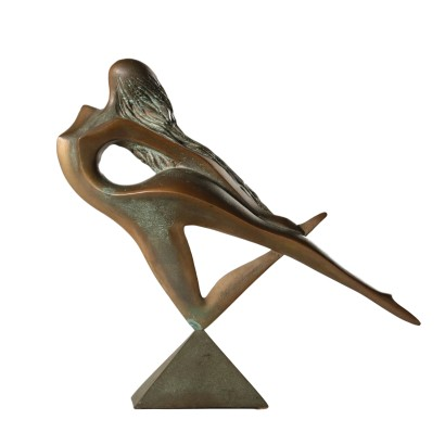 Sculpture en Bronze d'Amedeo Fiorese