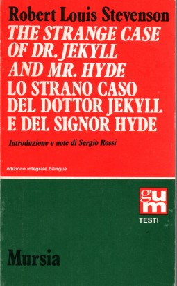 Lo strano caso del dottor Jekyll e del signor Hyde / The Strange Case of DR. Jekyll and Mr. Hyde