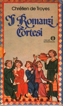 Os romances de cortesi (5 Volumes)