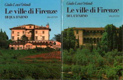 The villas of Florence (2 Volumes)