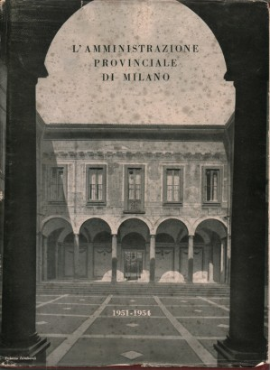 The provincial administration of Milan