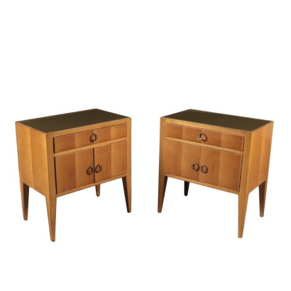 Pair of Bedside tables 60s