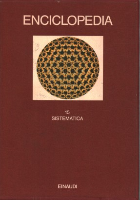 Encyclopedia. Volume the fifteenth. Systematic
