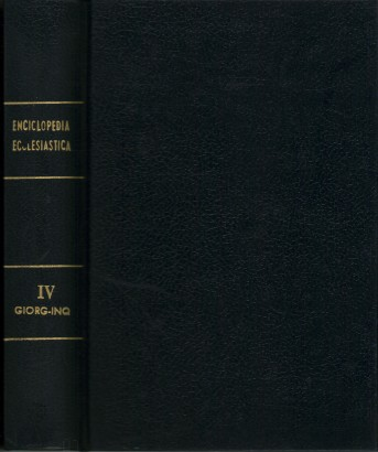 Encyclopedia Ecclesiastica, Volume IV