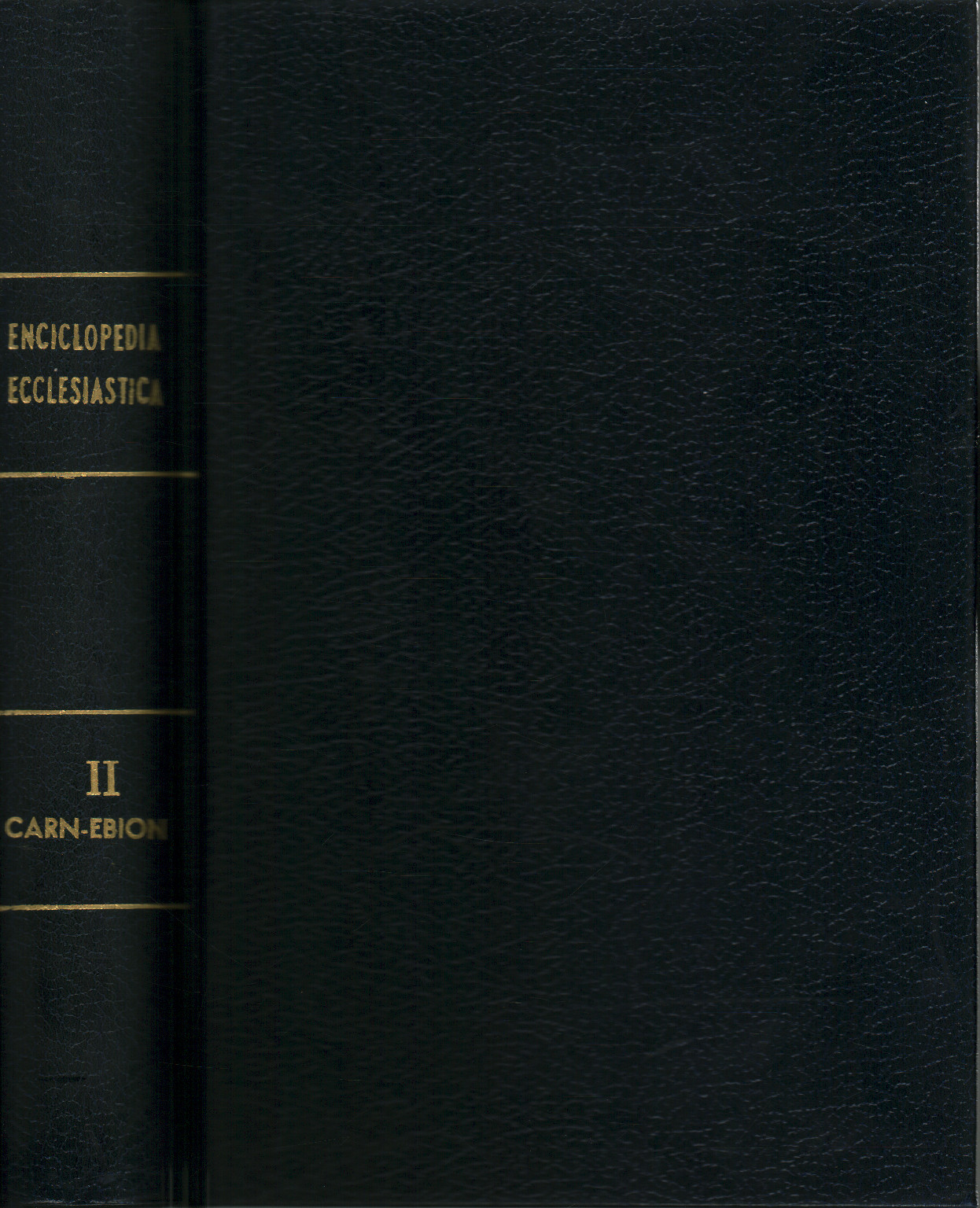 Encyclopedia ecclesiastica, Volume II, s.a.