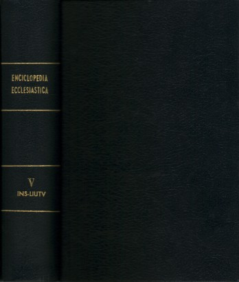 Encyclopedia ecclesiastica, Volume V