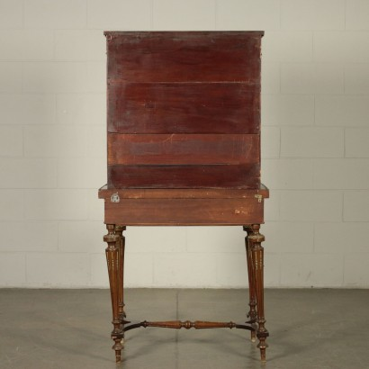 Writing Desk with Upper Case Napoleon III 19th Century