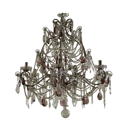 Chandelier with six Arms
