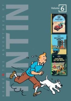 The adventures of Tintin. Land of black gold. Tom 6