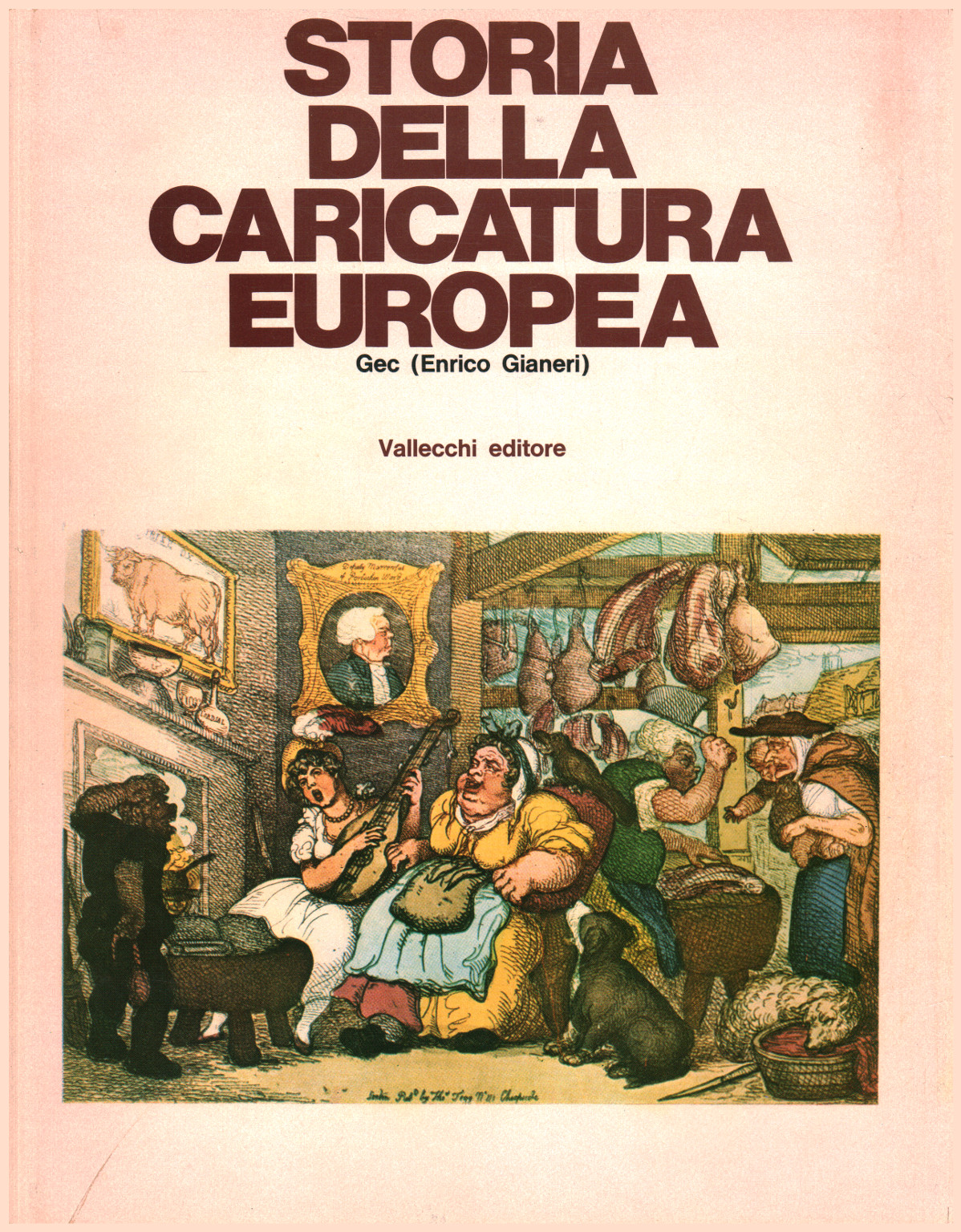 History of caricature and european s.a.
