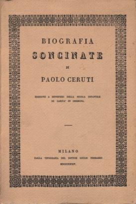 Biographie soncinate