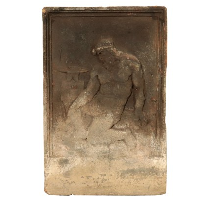 Earthenware Bas-Relief italy 18th Century