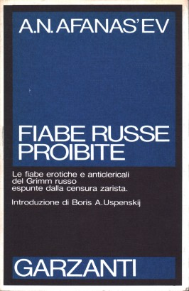 Fiabe russe proibite