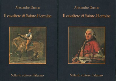 The knight of Sainte-Hermine (volume the first, volume the second)