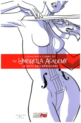 The umbrella academy. Volume 1: A suíte do livro de apocalipse