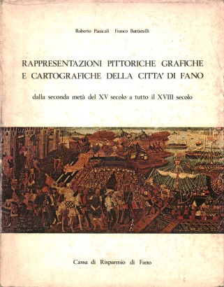 Pictorial representations of graphics and maps of the city of Fano