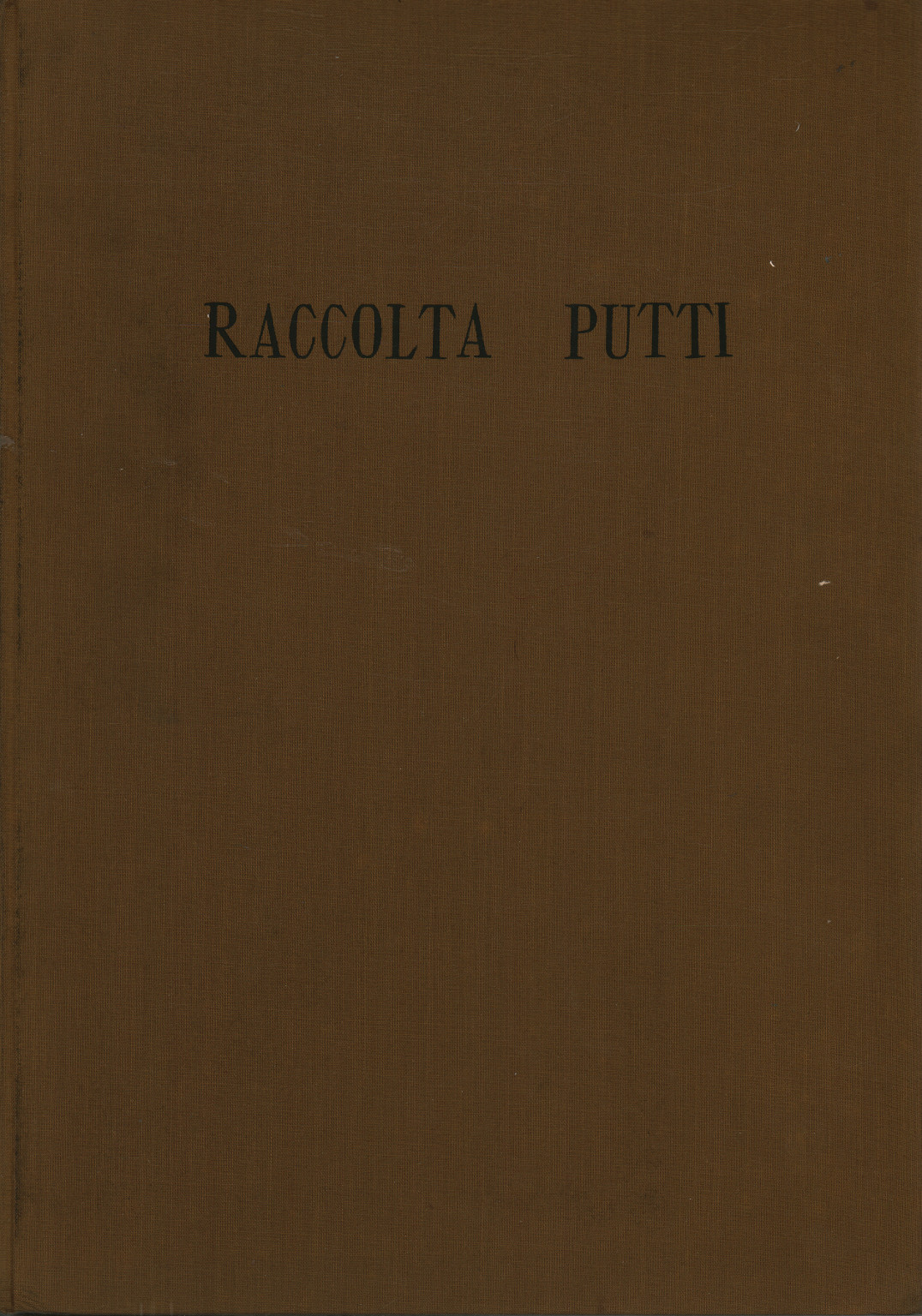 Catalogue de la collection de Vittorio de Putti, s.un.