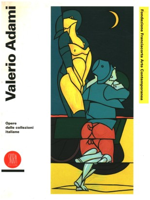 Valerio Adami. Works from Italian collections